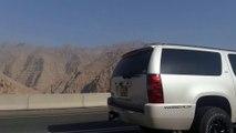 Road Trip to Jebel Jais-Worlds largest Zipline Trip, Ras Al Khaimah, UAE