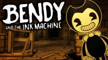 Bendy and the Ink Machine | Chapter 1 - Part 2 Gameplay (Xbox One 2019)