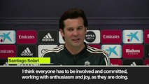 Eng Sub: Solari to turn to Isco as injury hit Real Madrid look to continue to fighting on three fronts