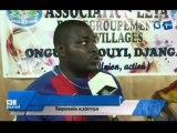 RTG/Rencontre des membres de l'association LEYA dans le deuxième arrondissement d'Owendo Rencontre des membres de l'association Leya