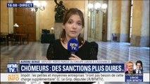 """Sanctions plus dures contre les chômeurs : """"Une mesure de justice"""" pour Aurore Berger (LaREM)"""