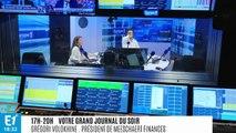 """Inquiétudes sur les marchés financiers : """"les krachs boursiers, on ne les voit pas venir"""""""