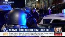 Gilets jaunes: Éric Drouet une nouvelle fois interpellé (1/3)