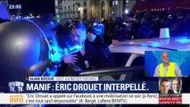 Gilets jaunes: Éric Drouet une nouvelle fois interpellé (3/3)
