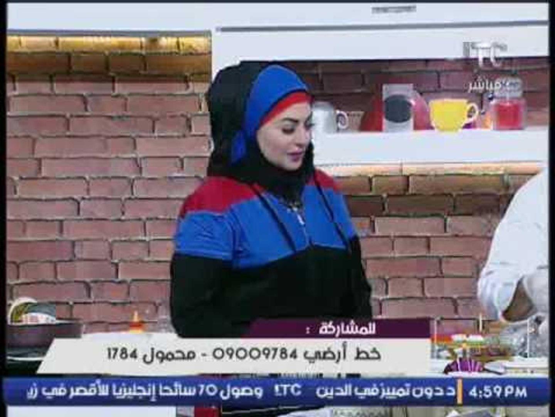 برنامج جراب حواء | فقرة المطبخ مع الشيف أبو شقرة