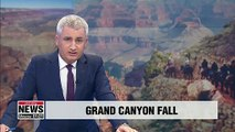 South Korean tourist in critical condition after falling in Grand Canyon