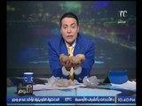 الغيطي ينفعل ويقذف بطاطس محطما كاميرا الاستديو اعتراضا على سياسات وزارة الزراعة