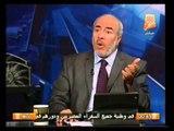 د. خالد حنفي  أمين عام الحرية والعدالة بالقاهرة وسيناريوهات 30 يونيو في الشعب يريد