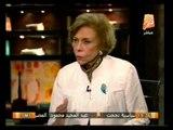 السفيرة ميرفت التلاوي وحوار خاص جداً بعد  سقوط  مرسي والإخوان في الميدان