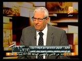 الكاتب الصحفي الأستاذ  مكرم  محمد أحمد في حوار ساخن في الشعب يريد