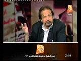 فيديو امير سالم ينقل مطالب الشعب في ميدان التحرير و يطالب الحكومه بسرعة تنفيذها