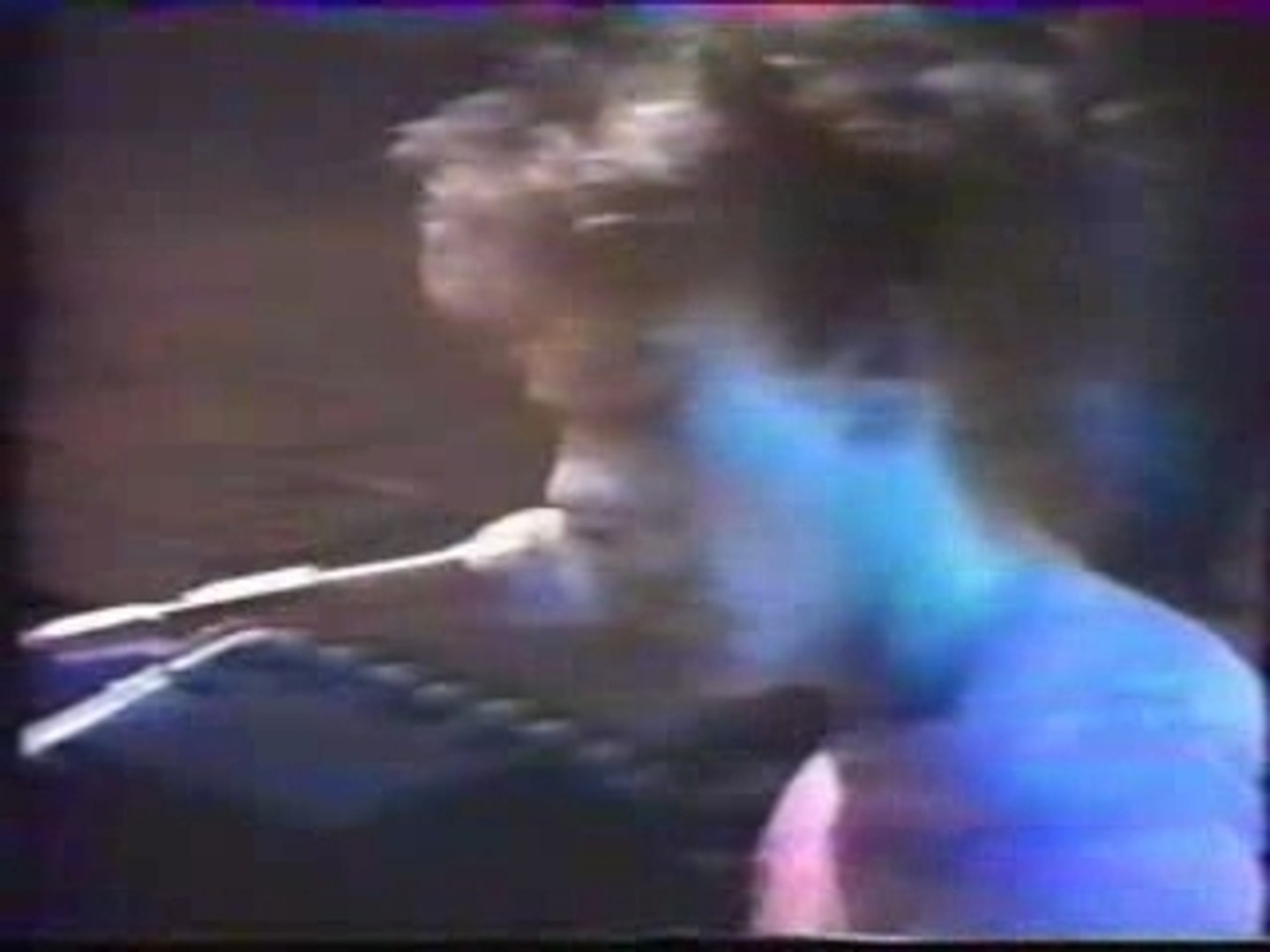 The Cure - Cold (Live On Tv 'echo Des Bananas' 1982)