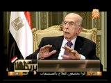 حوار مع وزير العدالة الإنتقالية محمد أمين المهدي في الشعب يريد