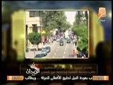 بالفيديو.. حرب شوارع عنيفه بين طلبة الجامعه و تعليق نائب رئيس الجامعه