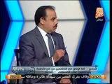 النحاس : التاريخ سيذكر المستشار عدلى منصور بكل فخر واعزاز