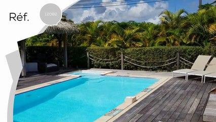 A vendre - Maison/villa - St francois (97118) - 5 pièces - 140m²