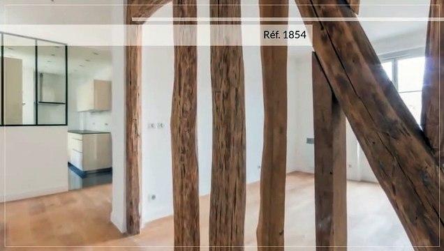 A vendre - Appartement - Paris (75019) - 2 pièces - 46m²