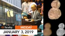 House probes budget anomalies under Diokno   Midday wRap