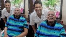 Sachin Tendulkar's coach Ramakant Achrekar dies at the Age of 87 | वनइंडिया हिंदी