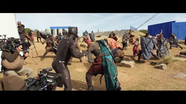 How Black Panther's Visual Effects Were Made