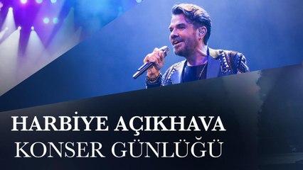 Kenan Doğulu Harbiye Cemil Topuzlu Açıkhava Konseri - 14 Eylül 2018 | Konser Günlükleri #1
