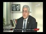 شاهد.. حمدين صباحي يوضح في حالة وصولة لكرسي الحكم ماذا سيكون مصير السيسي !؟