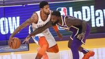 NBA : Paul George joue un vilain tour aux Lakers