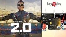 2.0 Starring Rajinikanth Sold 16 tickets Per Second In 2018 | Filmibeat Telugu