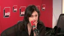 Nelly Kaprièlian répond aux questions d'Alexandra Bensaid