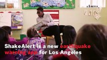 What Is ShakeAlert? Los Angeles Earthquake Warning App Launches