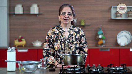 रुई जितनी सॉफ्ट पनीर - How To Make Paneer At Home - Homemade Cottage Cheese - Basic Cooking - Seema