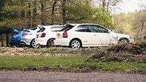 Honda Civic Type R Generations! EK9 v EP3 v FN2 v FK2