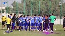 ĐTVN tích cực rèn thể lực để chuẩn bị cho những thử thách tại Asian Cup 2019 | HANOI FC