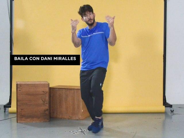 Dani Miralles te enseña a bailar El Préstamo, de Maluma