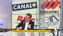 """""""Regarder tous les matchs coûtera entre 50 et 60 euros aux téléspectateurs"""", selon Didier Quillot, directeur général de la LFP"""
