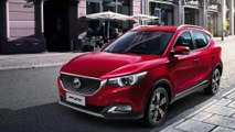 MG ZS SUV Launch Soon in India - Tata Harrier Rival - New Interior Image Leaked - Hindi Video