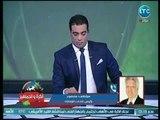 مرتضى منصور يبارك لرئيسة مجلس إدارة ltc على برنامج الكورة والجماهير مع شادي محمد
