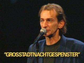 Ludwig Hirsch - Grossstadtnachtgespenst