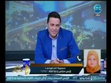 مالكة قناة LTC توجه رساله ناريه لـ مرتضي منصور : مش هخاف منك اكتر من ربنا