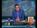 """مالكة قناة LTC تعتذر لزوجها عالهواء بسبب تطاول مرتضي منصور عليه :""""انت فخر لينا"""""""