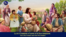 Canzone cristiana –  Dio tratta l'uomo come un Suo caro  Il grande amore di Dio