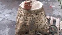 Arnavutköy'de Ele Geçirilen Tarihi Eserler Sergilendi