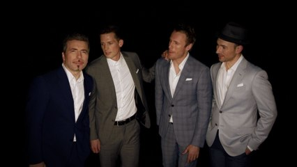 The Tenors - Lean On Me