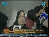 """والدة """"إسلام"""" الطالب المقتول على يد زميله بالمدرسة: عايزة حد إبني وإعدام القاتل في ميدان عام"""