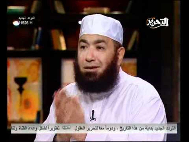 فيديو رد محمود المصري على هجوم السلفيين على السياحة فى مصر