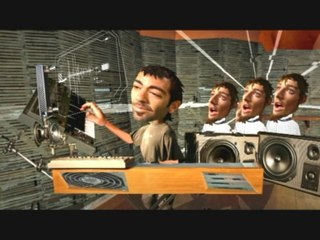 The Dissociatives - Somewhere Down The Barrel