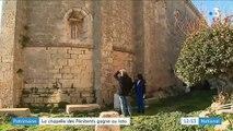 Patrimoine : la chapelle des Pénitents gagne au loto