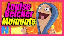 The Absolute Best Louise Belcher Moments! (Bob's Burgers)