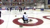 World Curling Tour, Mercure City of Perth Masters 2019, Brydone (SCO) vs Klima (CZE)