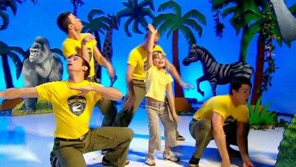 Bindi Irwin - Monkey In The Jungle